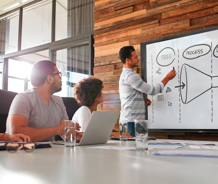 Solutions pour les entreprises